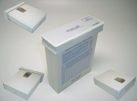 Schiller Fred NiCd Battery