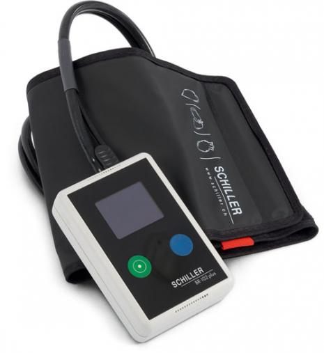 Schiller BR-102plus Ambulatory Blood Pressure Monitor - Auscultatory