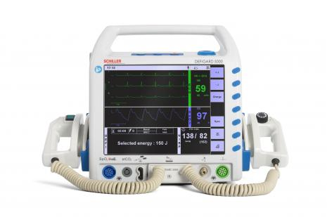 Defigard 5000 AED with Pads
